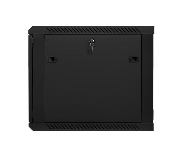 """Lanberg Wisząca 19"""" 9U 600x600mm jednosekcyjna (czarna)  - 455292 - zdjęcie 4"""