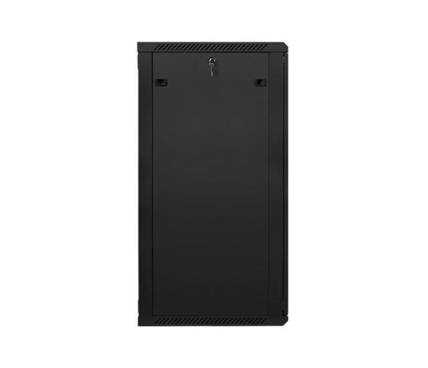 """Lanberg Wisząca 19"""" 27U 600x600mm jednosekcyjna (czarna)  - 455320 - zdjęcie 4"""