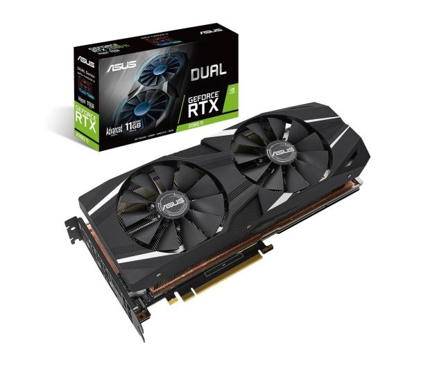 ASUS GeForce RTX 2080 Ti Dual 11GB GDDR6 - 455230 - zdjęcie