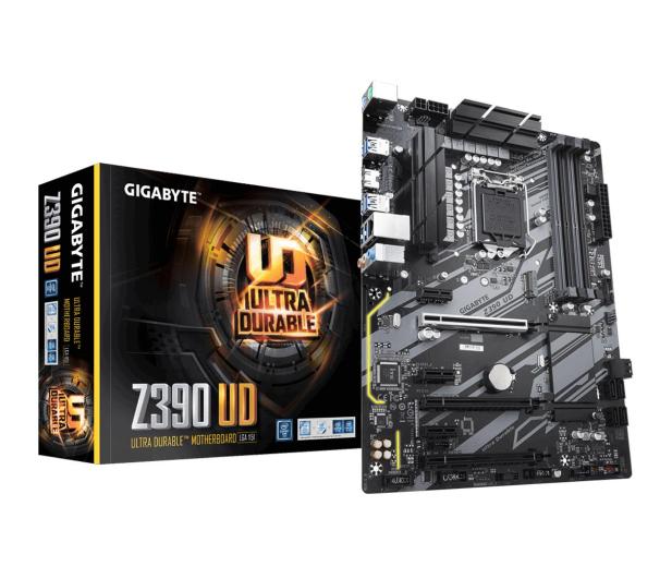 Gigabyte Z390 UD - 454032 - zdjęcie