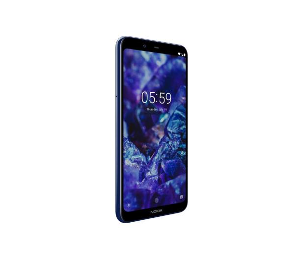 Nokia 5.1 PLUS Dual SIM niebieski - 461228 - zdjęcie 5