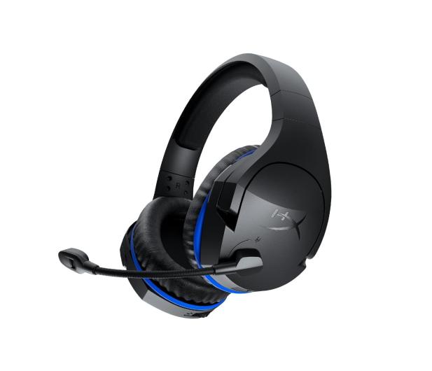 HyperX Cloud Stinger Wireless czarno-niebieskie - 461301 - zdjęcie
