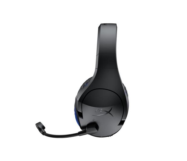 HyperX Cloud Stinger Wireless czarno-niebieskie - 461301 - zdjęcie 2