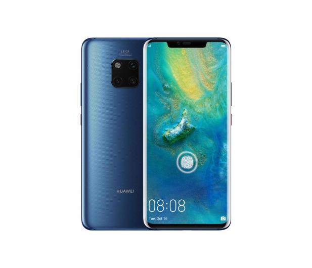 Huawei Mate 20 Pro Midnight Blue - 455932 - zdjęcie