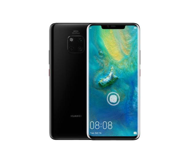 Huawei Mate 20 Pro Black - 455848 - zdjęcie
