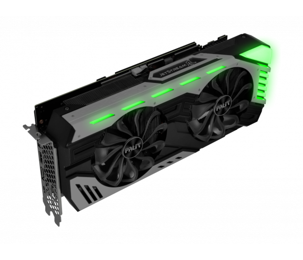 Palit GeForce RTX 2070 JetStream 8GB GDDR6 - 461997 - zdjęcie 4