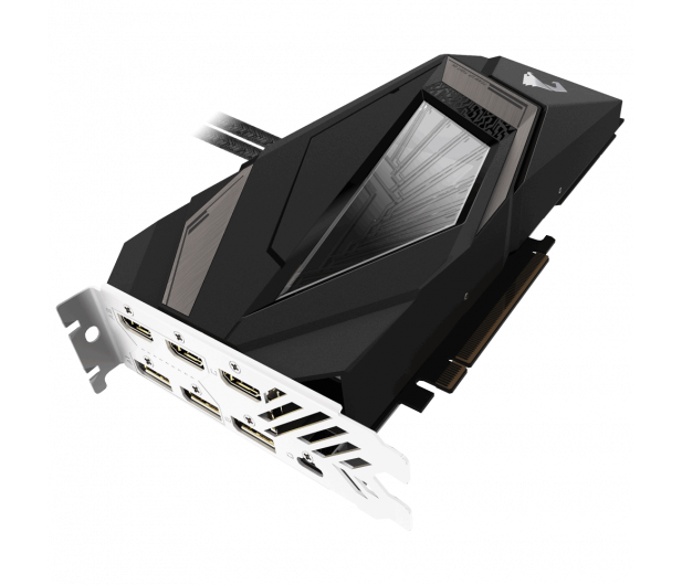 Gigabyte GeForce RTX 2080 AORUS XTREME WATERFORCE 8GB GDDR6 - 462080 - zdjęcie 2