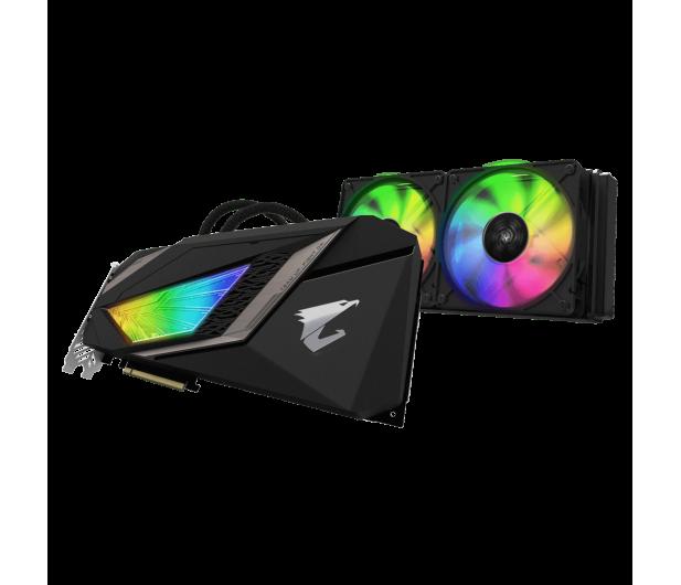 Gigabyte GeForce RTX 2080 AORUS XTREME WATERFORCE 8GB GDDR6 - 462080 - zdjęcie 3