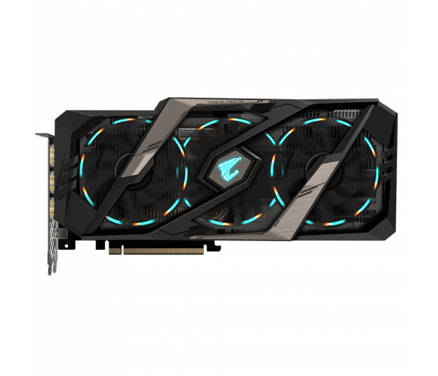 Gigabyte GeForce RTX 2080 Ti AORUS 11GB GDDR6 - 462106 - zdjęcie 7