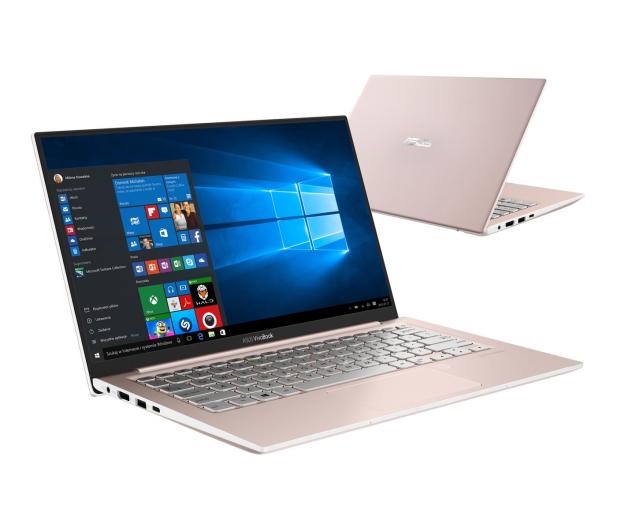 ASUS VivoBook S330 i3-8130U/4GB/256SSD/Win10 Rose - 511088 - zdjęcie