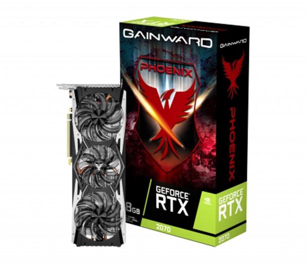 Gainward GeForce RTX 2070 Phoenix 8GB GDDR6 - 462146 - zdjęcie
