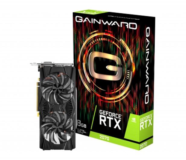 Gainward GeForce RTX 2070 8GB GDDR6 - 462147 - zdjęcie