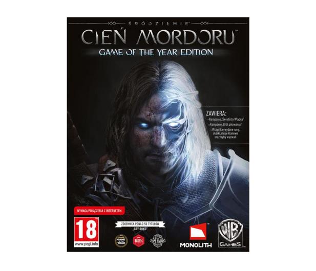 Warner Middle-earth: Shadow of Mordor (GOTY) ESD Steam - 461918 - zdjęcie