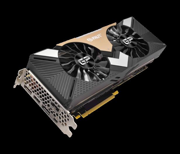 Palit GeForce RTX 2080Ti GamingPro 11GB GDDR6 - 462380 - zdjęcie 2