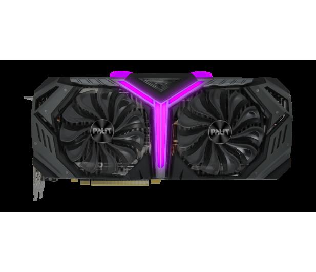 Palit GeForce RTX 2080 GameRock Premium 8GB GDDR6 - 462386 - zdjęcie 5