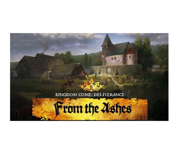 PC Kingdom Come Deliverance- From The Ashes ESD Steam - 461911 - zdjęcie