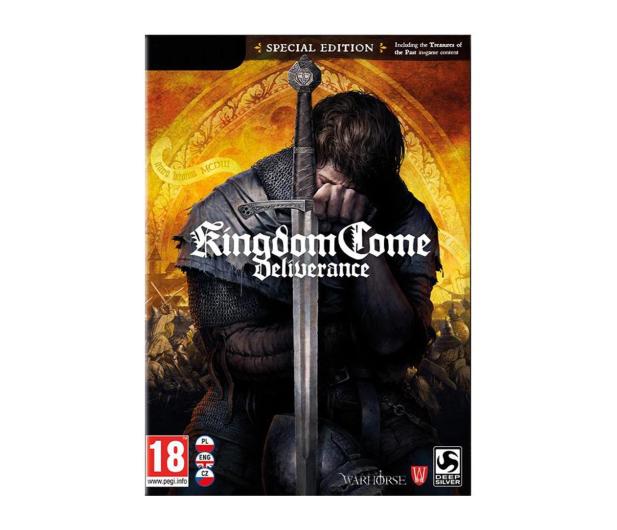 PC Kingdom Come: Deliverance ESD Steam - 461908 - zdjęcie