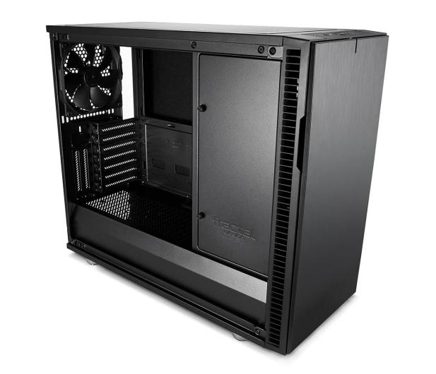 Fractal Design Define R6C Blackout Tempered Glass - 463045 - zdjęcie 7