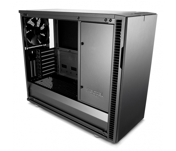 Fractal Design Define R6C Gunmetal Tempered Glass - 463047 - zdjęcie 7