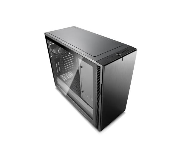 Fractal Design Define R6C Gunmetal Tempered Glass - 463047 - zdjęcie