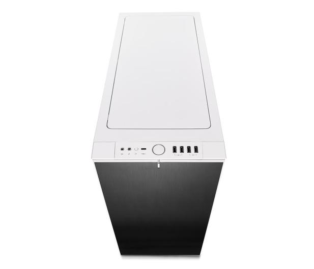 Fractal Design Define R6C White Tempered Glass - 463049 - zdjęcie 2