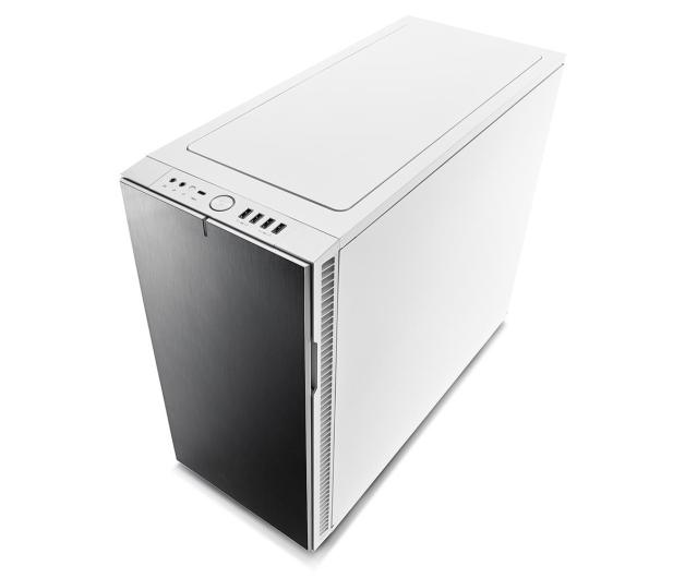 Fractal Design Define R6C White Tempered Glass - 463049 - zdjęcie 3
