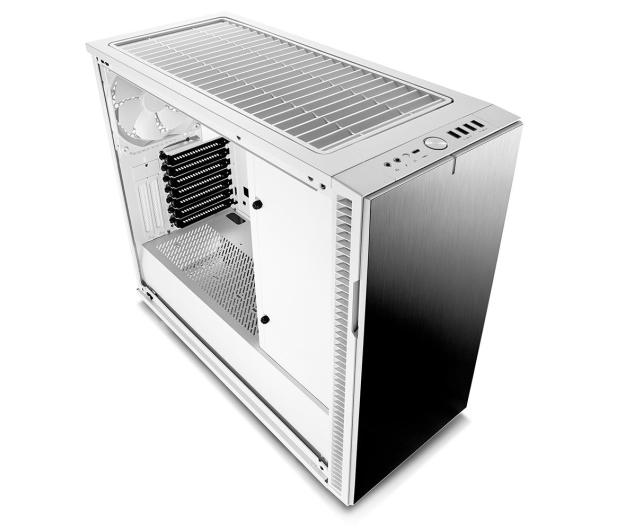 Fractal Design Define R6C White Tempered Glass - 463049 - zdjęcie 6
