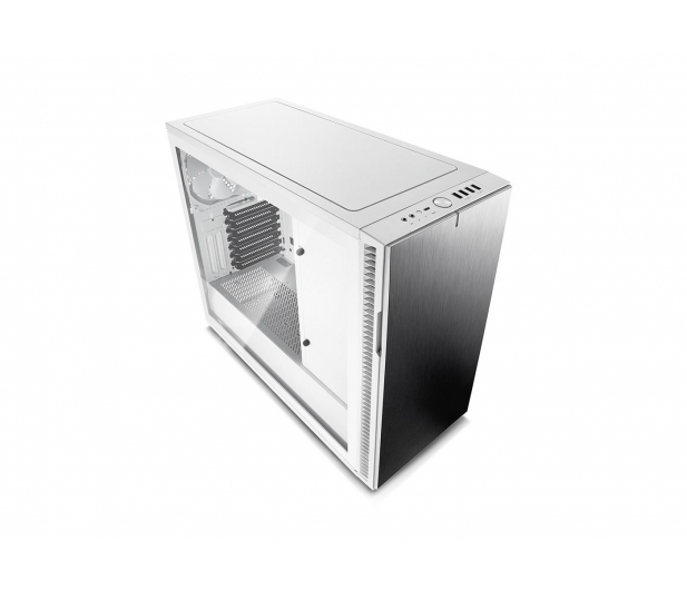 Fractal Design Define R6C White Tempered Glass - 463049 - zdjęcie