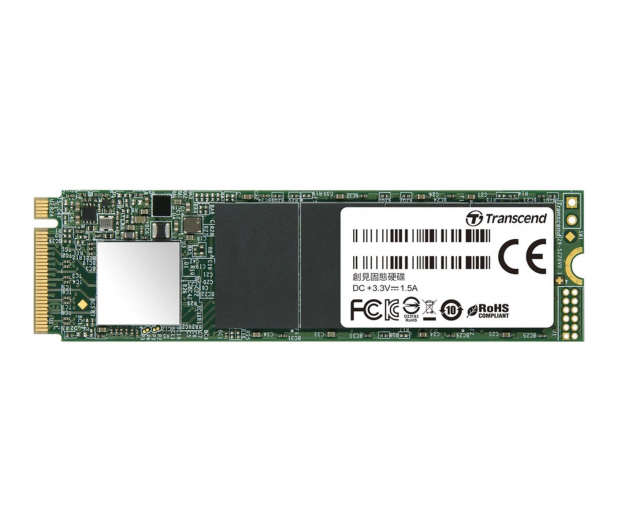Transcend 256GB M.2 PCIe NVMe 110S - 463150 - zdjęcie