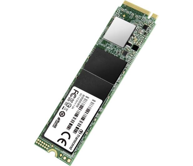Transcend 256GB M.2 PCIe NVMe 110S - 463150 - zdjęcie 2