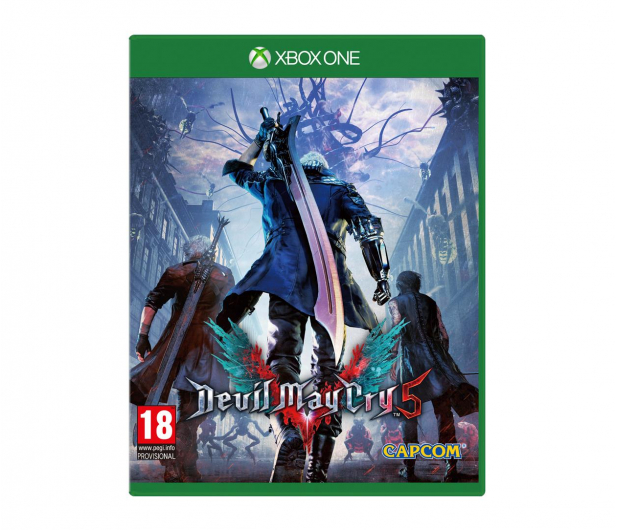 Capcom Devil May Cry 5 - 462304 - zdjęcie
