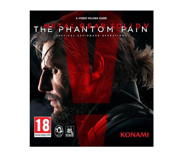 PC Metal Gear Solid V: The Phantom Pain ESD Steam - 461916 - zdjęcie