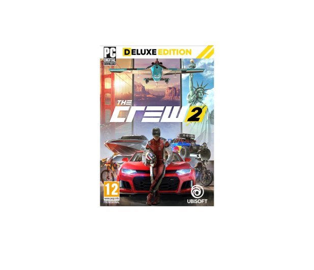 PC The Crew 2 (Deluxe Edition) ESD Uplay - 461927 - zdjęcie