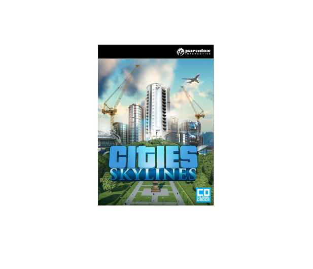 PC Cities: Skylines ESD Steam - 460894 - zdjęcie