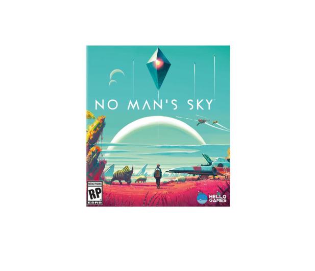 PC No Man's Sky ESD Steam - 461923 - zdjęcie