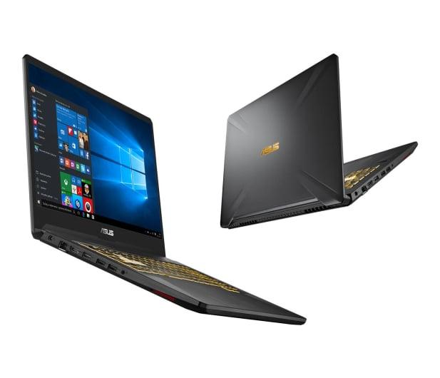 ASUS TUF Gaming FX705GM i7-8750H/8GB/256PCIe+1T/Win10X - 463656 - zdjęcie