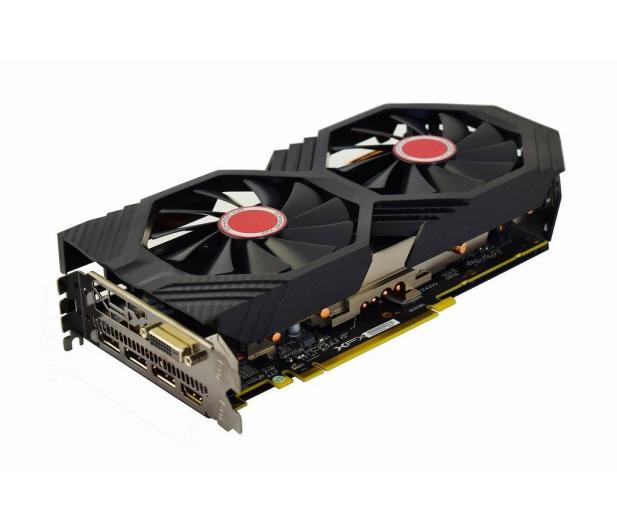 XFX Radeon RX 590 Fatboy OC+ 8GB GDDR5 - 463849 - zdjęcie 2