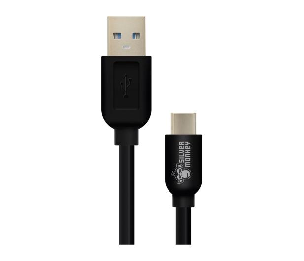Silver Monkey Kabel USB 3.0 - USB-C 1,2m - 461249 - zdjęcie