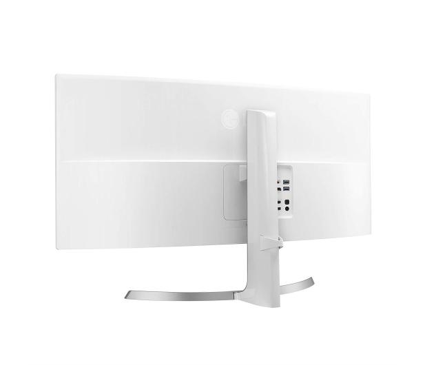 LG 34UC99-W Curved biały - 359978 - zdjęcie 5