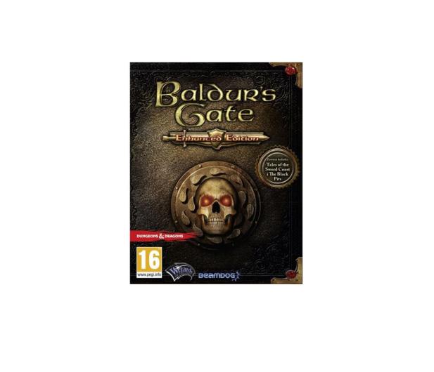 Overhaul Games Baldurs Gate (Enhanced Edition) ESD Steam - 463529 - zdjęcie