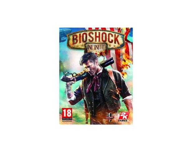 2K Games BioShock Infinite ESD Steam - 463571 - zdjęcie