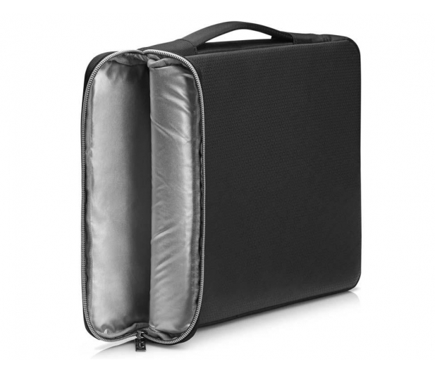 "HP Carry Sleeve 15,6"" (czarno-srebrny) - 462650 - zdjęcie 3"