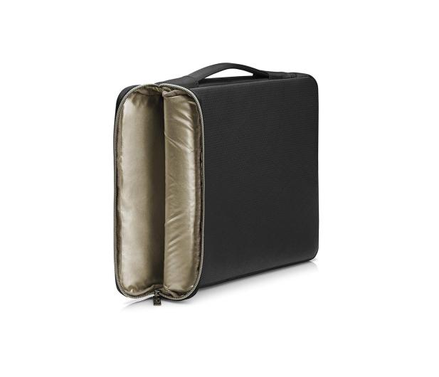 """HP Carry Sleeve 17,3"""" czarno-złote - 462646 - zdjęcie 4"""