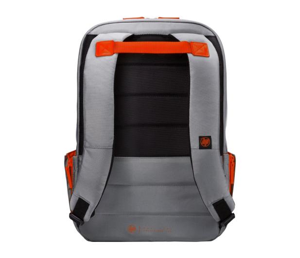"""HP Duotone Backpack 15,6"""" szaro-pomarańczowy - 462636 - zdjęcie 3"""