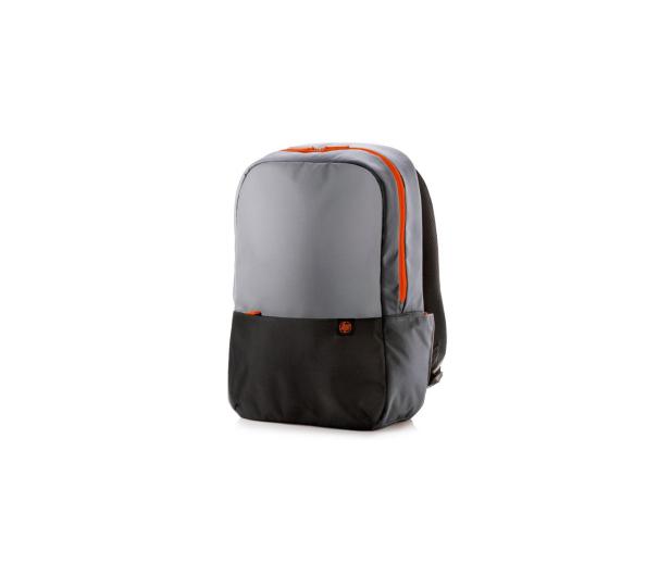 """HP Duotone Backpack 15,6"""" szaro-pomarańczowy - 462636 - zdjęcie"""