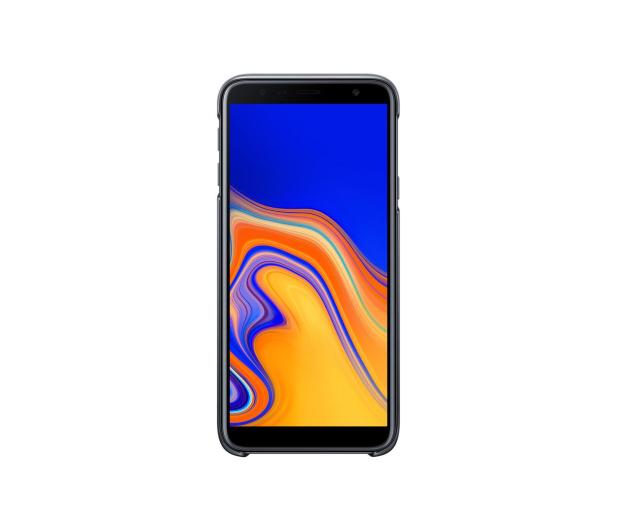 Samsung Gradation cover do Galaxy J4+ czarne  - 463065 - zdjęcie 4