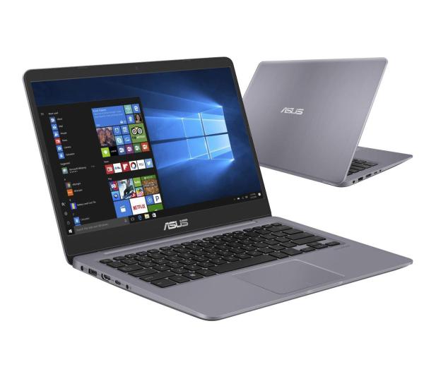 ASUS VivoBook S14 S410UA i3-7020U/4GB/256SSD/Win10 - 460972 - zdjęcie