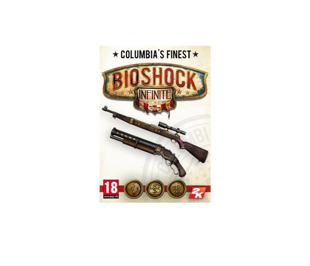 PC BioShock Infinite - Columbias Finest ESD Steam - 463584 - zdjęcie