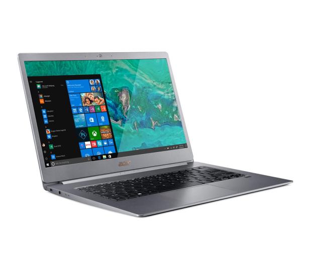 Acer Swift 5 i7-8565U/16GB/512PCIe/Win10 FHD IPS Szary - 467504 - zdjęcie 4