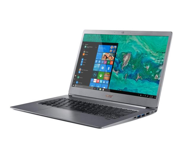 Acer Swift 5 i7-8565U/16GB/512PCIe/Win10 FHD IPS Szary - 467504 - zdjęcie 2